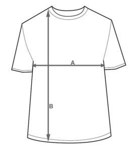 grafico camiseta