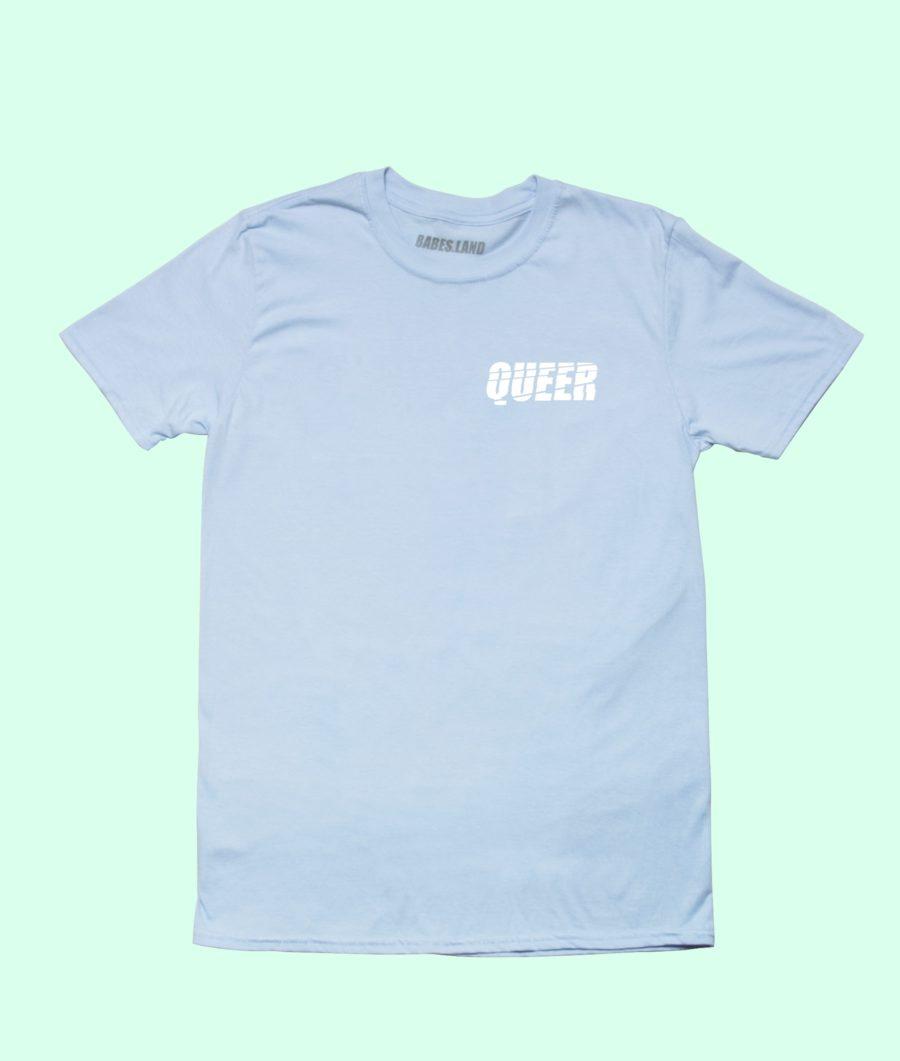 Camiseta babes queer