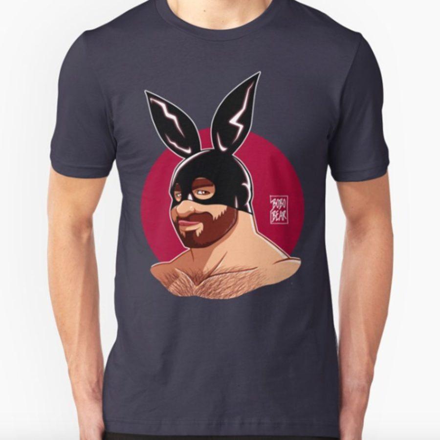 camiseta bobo bear bunny