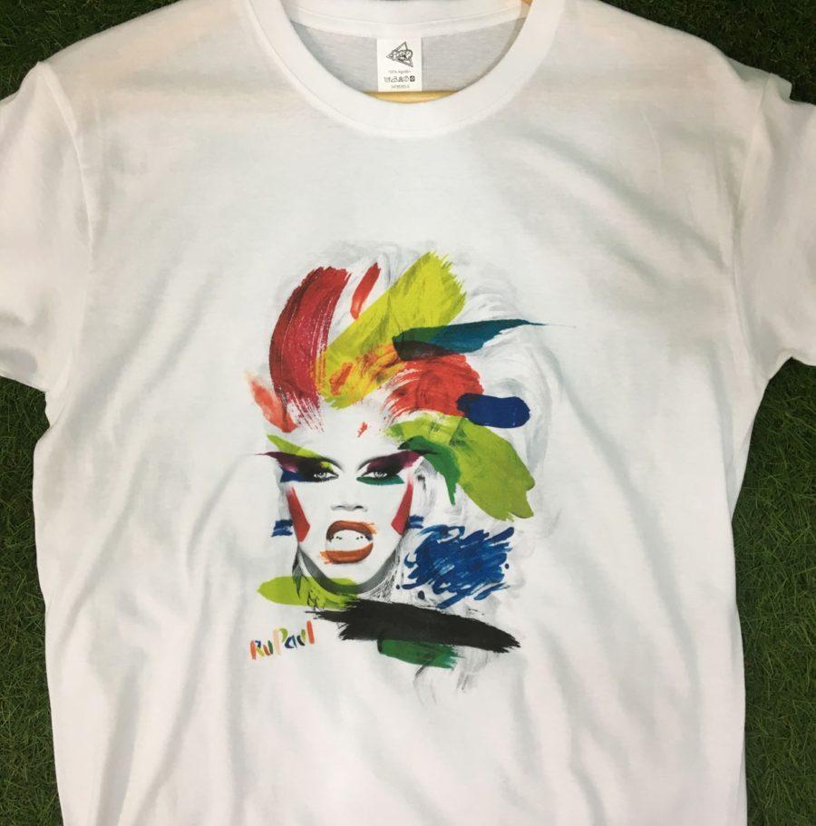 Camiseta Rupaul